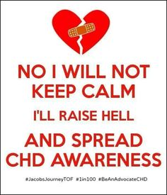 CHD - Congenital Heart Disease