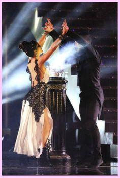 Danica & Val Tango
