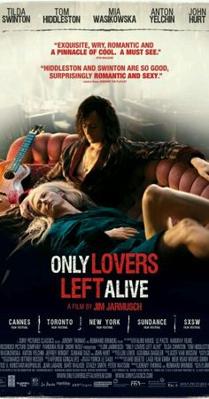 Only lovers left alive.(Inglaterra-Alemania)