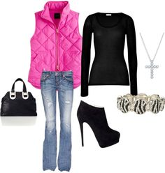 """""""Fall"""" by obrienk on Polyvore...Just trade in the heels for acute pair of boots or flats, and I am all over this!"""