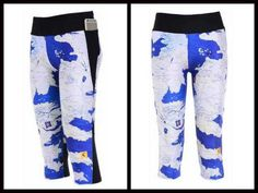 MIDDLE EARTH ATHLETIC LEGGINGS