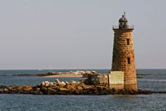 Whaleback - New England Lighthouses: A Virtual Guide