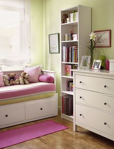 ZsaZsa Bellagio – Like No Other: Inspiration Kids Room! Baby Bedroom, Girls Bedroom, Bedroom Decor, Bedrooms, Guest Room Office, Girl Bedroom Designs, House Beds, Little Girl Rooms, Home Decor Furniture