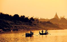 Burma's great river, the Irrawaddy, runs from the Himalayas to the Indian   Ocean – and the best way to explore it is on a cruise, says Gill Charlton