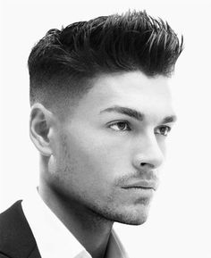 mens haircut shaved on the side long on top - Bing Images