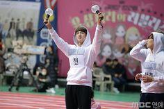 [단독] 설특집 <아육대> '방탄소년단'이 '아미'를 챙기는 법 | MBC 연예 스포츠