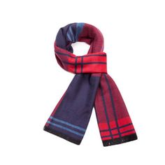 Simple plaid Cashmere Scarf gentleman winter simple scarves for men Gift box #Scarf