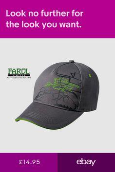 eeb6cb7cafa John Deere Hats Clothes