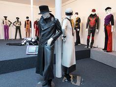 Экспозиция в Музее Кардена