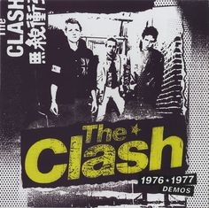 The-Clash-1976-1977-Demos-497142.jpg (500×498) INSPIRACION1