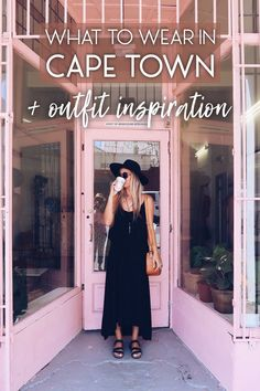 south africa travel clothes - What to Wear in Cape Town + Outfit Inspiration New Travel, Travel Style, Travel Fashion, Vacation Style, Luxury Travel, Cape Town Holidays, Safari Outfits, Travel Outfits, Fashion Outfits