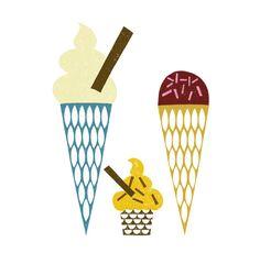 Debbie Powell - Ice Cream