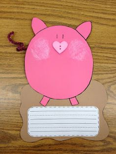 Apples and ABC's: Adventures in Kindergarten: Search results for pigs