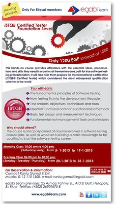 ISQTB Certified Tester Foundation Level