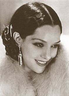 Bobby Pin Blog: Lupe Velez hairstyle directions