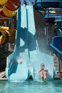 Euphoria Resort, Chania, Crete, Greece - In a specially designed area, supervised by trained personnel, kids can find exciting games to exhaust their energy, make new friends, laugh and enjoy their vacation. Top-of-the-range water slides (4 fast slides) fulfilling all safety measures and a huge swimming pool are the ultimate entertainment for your family. Waterfalls and adventurous towers are the magical scenery for kids and adults, to experience magnificent moments. In the waterpark you can… Crete Greece, Water Slides, Make New Friends, Quality Time, Fun Activities, Swimming Pools, Waterfall, Scenery, Beer