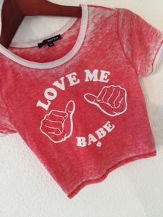 Love me babe