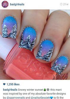 Nail polish inspiration - manicure