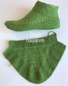 Best 11 Crochet Ideas For Slippers, Boots And Socks – Diy Rustics – SkillOfKing. Crochet Socks, Knitting Socks, Free Knitting, Baby Knitting, Crochet Baby, Crochet Bikini, Knit Crochet, Knitting Patterns, Crochet Patterns