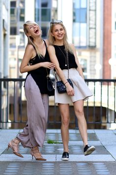 blogmixes: Hamburg City Girls - Ohh Couture!