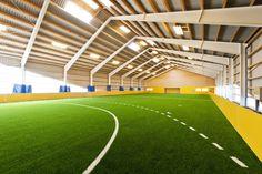 Løgstør Sports Hall,© Mikkel Frost
