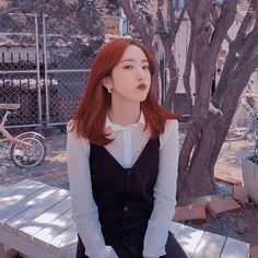 Sinb Gfriend, G Friend, Camisole Top, Kpop, Tank Tops, Face, Photography, Icons, Dresses