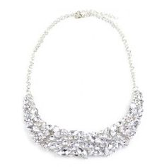 SHARE & Get it FREE | Faux Crystal Rhinestone Moon Shape NecklaceFor Fashion Lovers only:80,000+ Items • FREE SHIPPING Join Twinkledeals: Get YOUR $50 NOW!