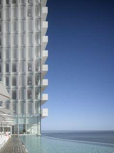 Seamarq Hotel,© Roland Halbe