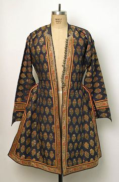 Iran, robe, 18th-19th centuries  I need one!