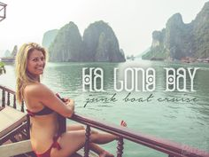Ha Long Bay | The Blonde Abroad