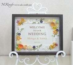 Plywood Furniture, Welcome To Our Wedding, Blog Categories, Cross Stitch Rose, Wedding Tattoos, Flower Frame, Animal Quotes, Paper Quilling, Blogger Themes