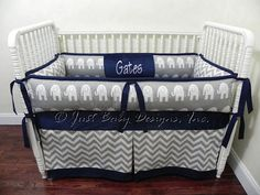 Hey, I found this really awesome Etsy listing at http://www.etsy.com/listing/163290399/custom-baby-bedding-set-drew-gray