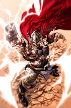Thor - SS :: By ~teygraphy #marvel