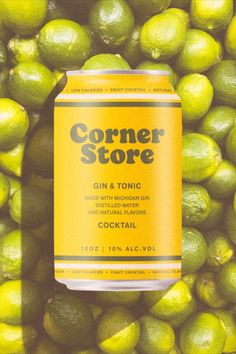 Corner Store Cocktails & Mocktails Are Packed With Personality