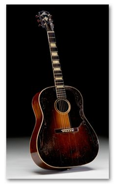 Vintage 1929 Gibson HG-24 Flat Top Acoustic Guitar