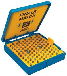 H N Match Box Will safely hold 100 x 177 pellets Ideal for