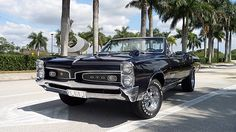 1967 Pontiac GTO Convertible 400 CI, 6-Speed