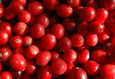 We seem to be eating a lot of dried cranberries in our salad lately... here's how to make them at home to save money and health - sugar and preservative free.  Although... I might sprinkle a little sugar on.  Maybe I'll do two batches and see what the difference is.