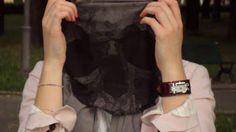 David Lory's Skull Scarf!!