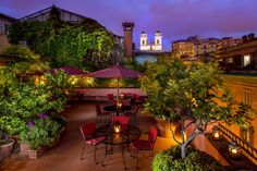 The Inn at the Spanish Steps, Rome