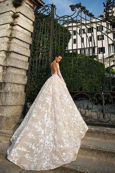 Milla Nova Bridal Wedding Dresses 2017 azalia3http://www.himisspuff.com/milla-nova-bridal-2017-wedding-dresses/10/