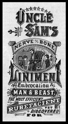 22 Inspirational Examples of Vintage Typography - Branding / Identity / Design