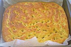 Flaches Kartoffelbrot nach italienische Art (Rezept mit Bild) | Chefkoch.de