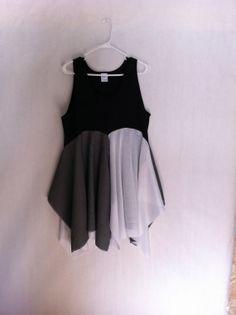 Bohemian Upcycled Clothing ExLarge Upcycled Clothing by TatteredFx, $65.00