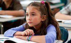 Rowan Blanchard when she was little.