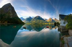 Norway. Just Norway. All over Norway.