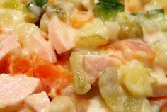 Rosols (Latvian Potato Salad) | VegWeb.com, The Worlds Largest Collection of Vegetarian Recipes
