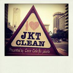 Jakarta clean