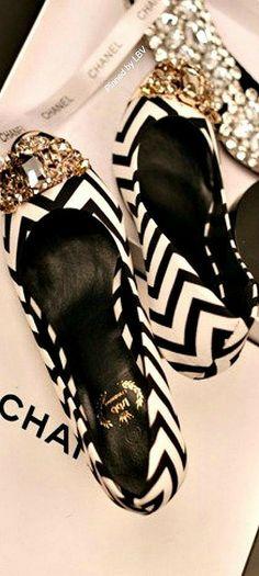 Chanel Inspired Chevron  | LBV ♥✤