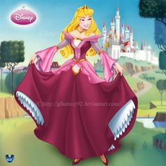Princess Aurora - Disney Princess